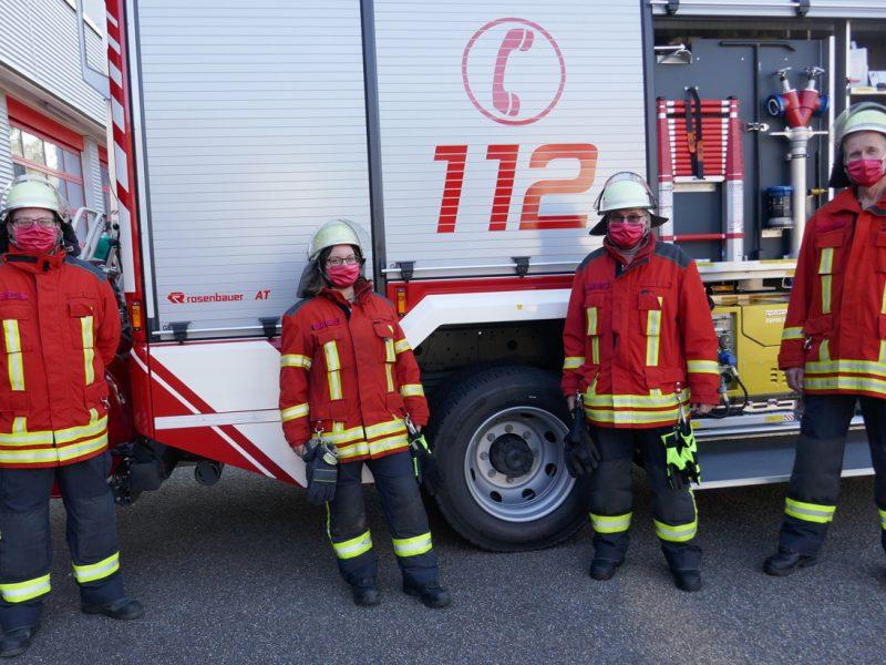 Deutsche Feuerwehrverband würdigt Arbeit der Feuerwehr