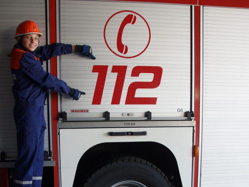 Notruftag 112